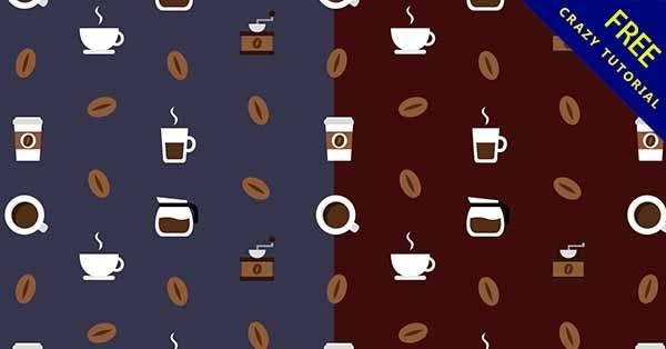 【咖啡背景】背景推薦:25張可愛的咖啡背景圖下載