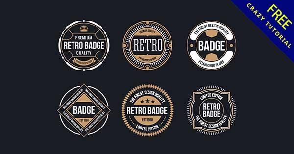 【圓 形logo】logo推薦:17套有設計感的圓 形logo素材下載