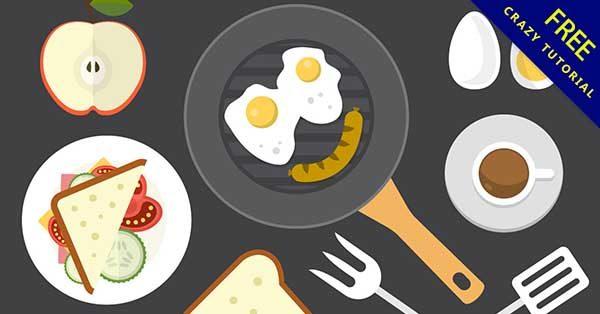 【早餐圖片】圖片推薦:27款可愛的早餐圖片素材下載