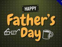 【父親節圖片】節日推薦:14張送給爸爸的父親節圖片素材下載