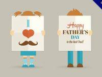 【父親節圖貼】圖貼推薦:33個免費的父親節貼圖下載