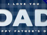 【父親節英文】祝賀推薦:21張英文的父親節快樂英文貼圖下載