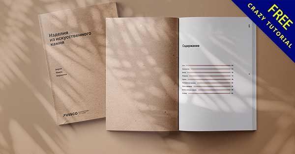 目錄設計欣賞,37款有獨特感的目錄作品推薦