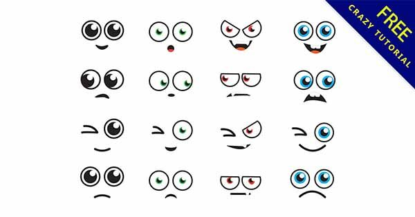 【眼睛 icon】icon推薦:22張可愛的眼睛 icon圖示下載