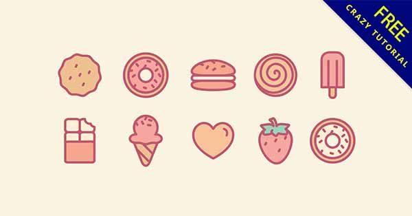 【簡單圖形】圖形推薦:38款可愛的簡單圖形素材下載