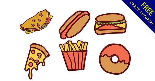 【美食q版】q版推薦:32個卡通的美食q版圖下載