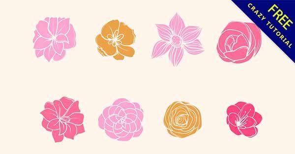 【花朵圖片】花朵推薦:29個可愛的花朵圖片素材下載