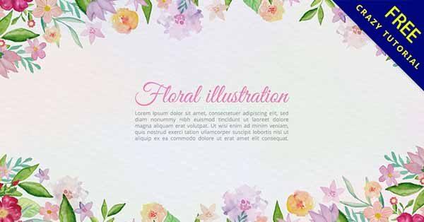 【花邊手繪】花邊推薦:31套超美的花邊手繪圖下載