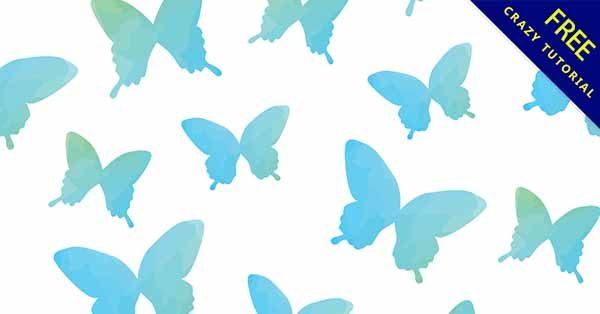 【蝴蝶背景】背景推薦:31個優質的蝴蝶背景圖下載