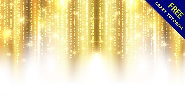 【金色素材】素材推薦:27個經典的金色素材圖下載