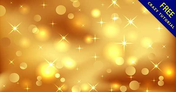 【金色背景】背景推薦:24款超美的金色背景圖下載