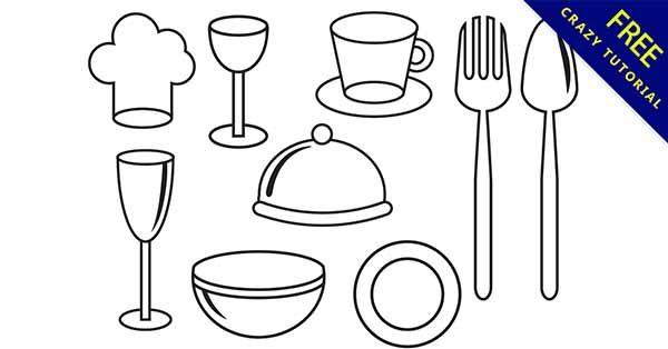 【餐廳素材】素材推薦:23張可愛的餐廳素材圖下載