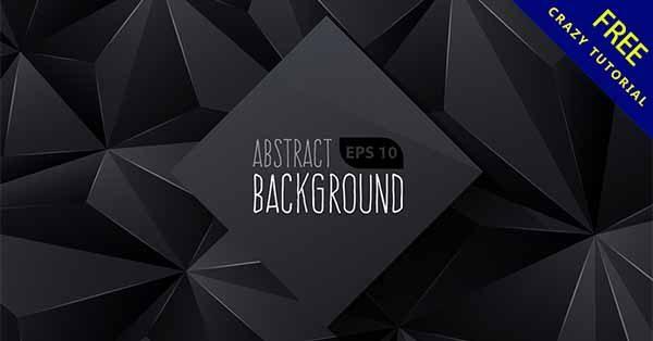 【黑色圖案】圖案推薦:21款經典的黑色圖案素材下載