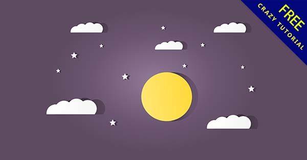 【中秋背景】背景推薦:16張滿月的中秋節背景下載