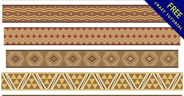 【原住民圖案】圖案推薦:33張部落的原住民圖案素材下載