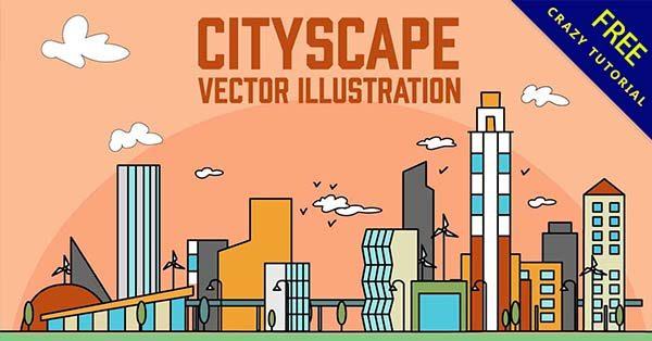 【城市素材】素材推薦:29款繁華的城市素材圖下載