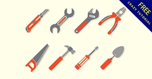 【工具 icon】圖示推薦:30套五金的工具 icon圖示下載