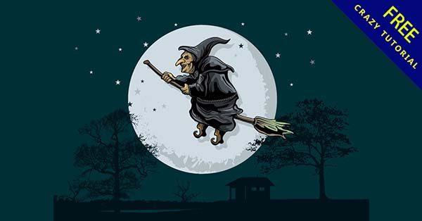 【巫婆圖片】圖片推薦:25張可愛的巫婆圖片素材下載