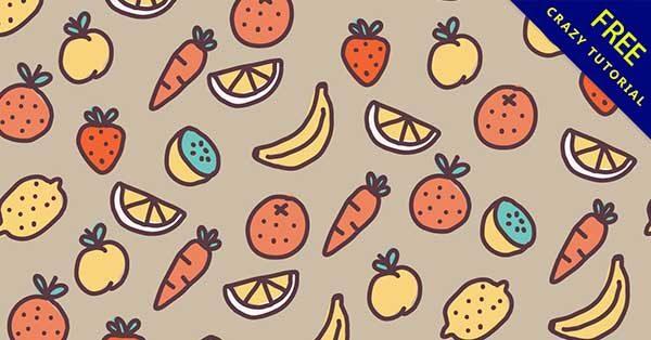 【水果背景】背景推薦:39款可愛的水果背景圖下載