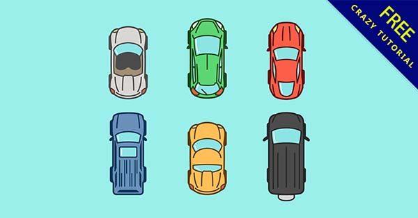 【汽車圖案】圖案推薦:29個可愛的汽車圖案素材下載