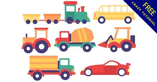 【汽車q版】q版推薦:27個可愛的汽車q版圖下載