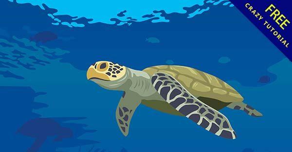 【海龜q版】q版推薦:22張可愛的海龜q版圖下載
