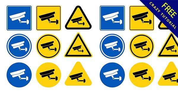 【監視器 icon】icon推薦:18款專業的監視器 icon圖示下載