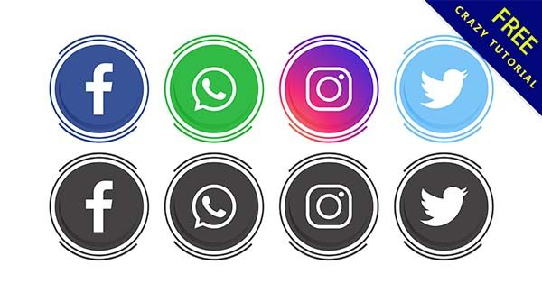【社群icon】icon推薦:21個常用的社群icon圖示下載