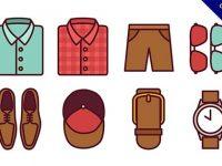 【衣服 icon】圖示推薦:44個時尚的衣服 icon圖示下載