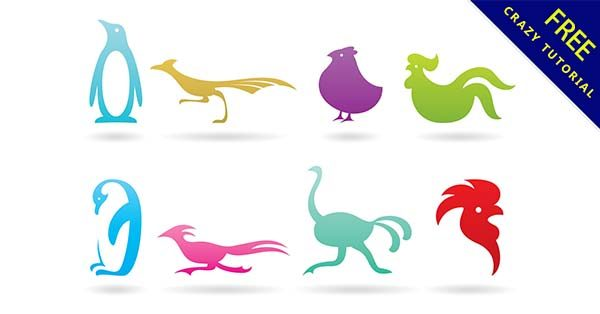 【動物logo】圖示推薦:43張商業的動物logo圖示下載