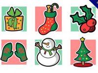 【聖誕圖案】圖案推薦:25款可愛的聖誕圖下載