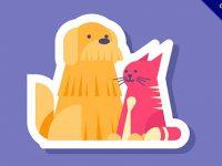 【寵物圖】圖案推薦:36個可愛的寵物圖案下載