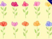 【花瓣素材】素材推薦:47個可愛的花瓣素材圖下載