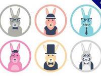 【兔子圖片】圖片推薦:41款精美的兔子圖素材下載